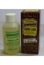 Rainbow Flavors Inc. Lemon Lime Soda Extract 2 oz