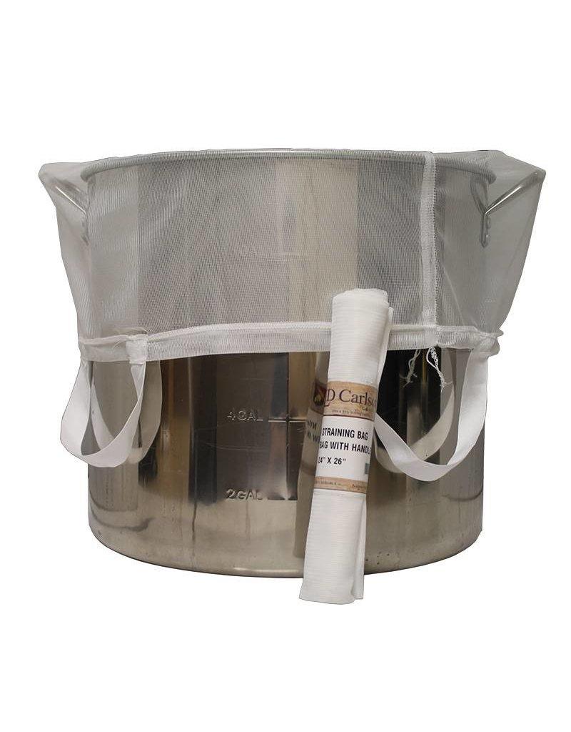 """LD Carlson BIAB Nylon Bag W/Handles 24"""" X 26"""""""