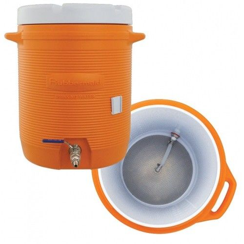 OConnors Home Brew Supply 10 Gal Igloo Mash Tun