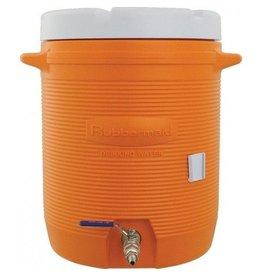 O'Connor's Home Brew Supply 10 Gal Igloo Hot Liquor Tank