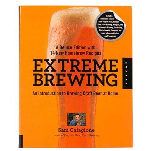 LD Carlson Extreme Brewing (Sam Calagione)