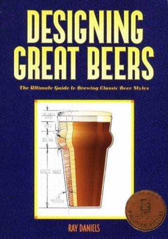 LD Carlson Designing Great Beers (Daniels)