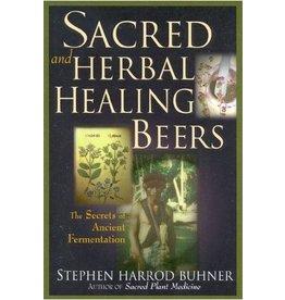 LD Carlson Sacred and Herbal Healing Beers (Buhner)