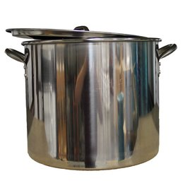 10 Gallon Stainless Brew Pot (Economy)