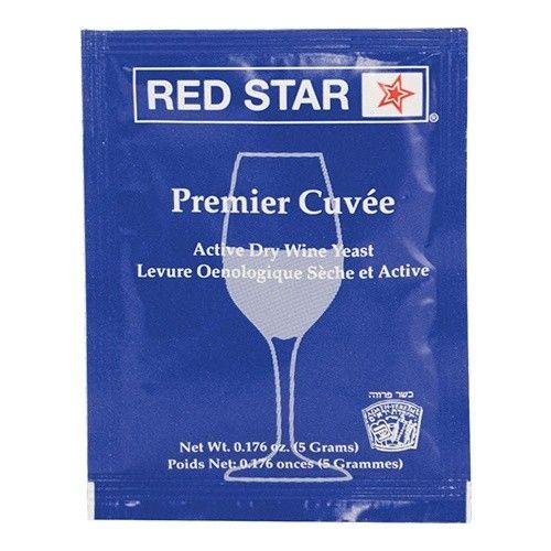 Red Star Red Star Premier Cuvee Wine Yeast