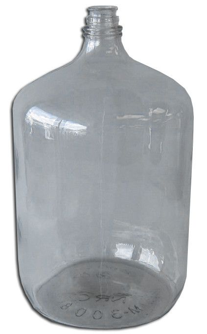 LD Carlson Glass Carboy (6.5)(Italian)