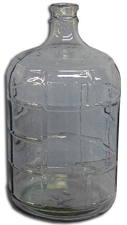LD Carlson Glass Carboy (3 Gallon)(Italian)