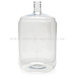 Vintage Shop Plastic Carboy (3 Gallon)