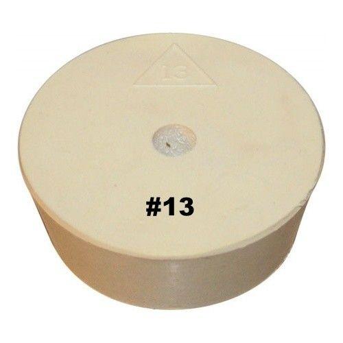 Vintage Shop Rubber Stopper W/Hole (#13)