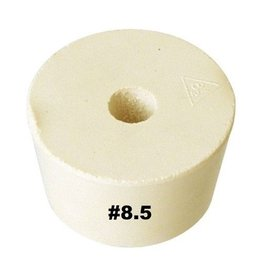 Vintage Shop Rubber Stopper W/Hole (#8.5)