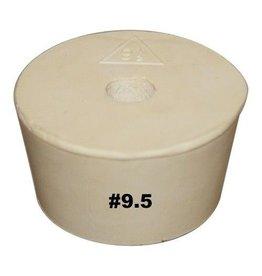 Vintage Shop Rubber Stopper W/Hole (#9.5)