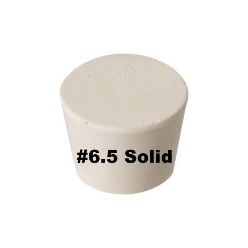 Vintage Shop Rubber Stopper Solid (#6.5)