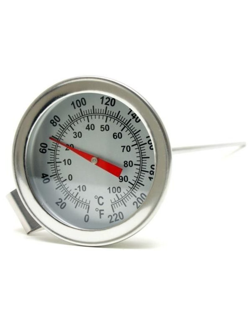 Dial Thermometer W/Clip