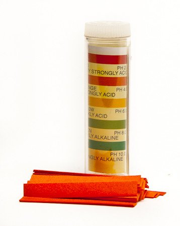pH Papers 100/Vial (Universal)