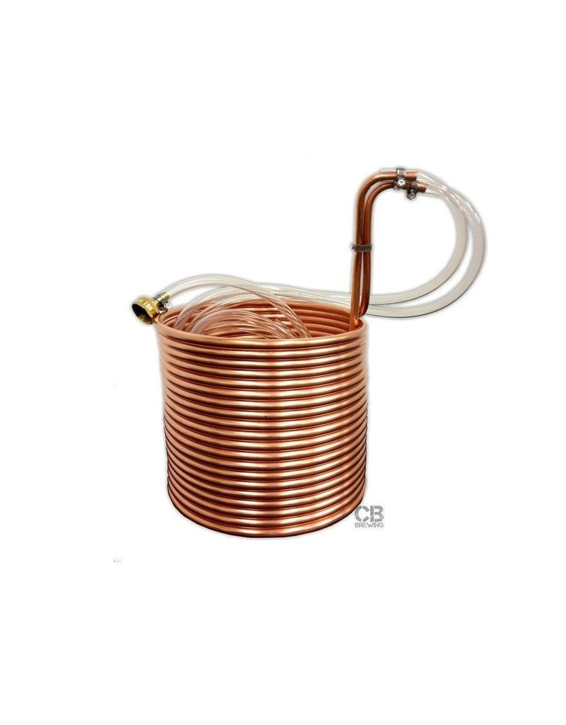 Coldbreak Brewing Immersion Wort Chiller 50' (Copper)