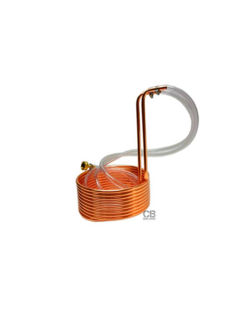 Coldbreak Brewing Immersion Wort Chiller 25' (Copper)