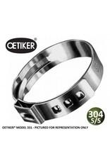 Foxx Equipment Company Oetiker Clamp Stepless 13/31 (10.5)