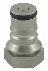 Foxx Equipment Company Ball Lock Liquid Post (AEB)