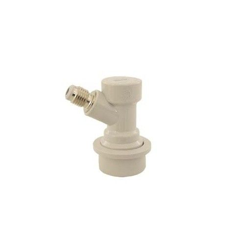 "LD Carlson Ball Lock Gas Disconnect 1/4"" MFL (Gray)"