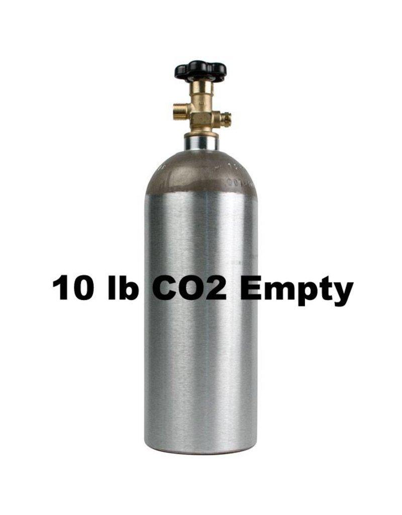 Foxx Equipment Company CO2 Tank Empty (10 lb)