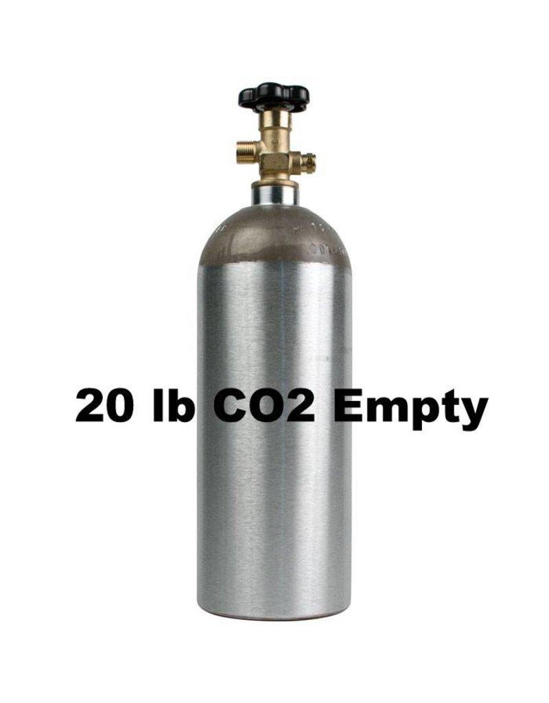 Foxx Equipment Company Co2 Tank Empty (20 lb)