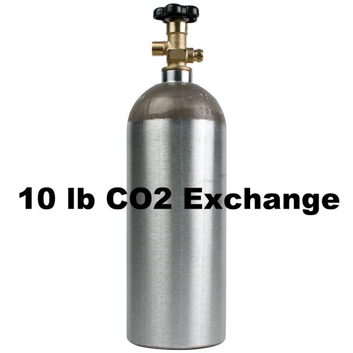CO2 Tank Exchange (10 lb)