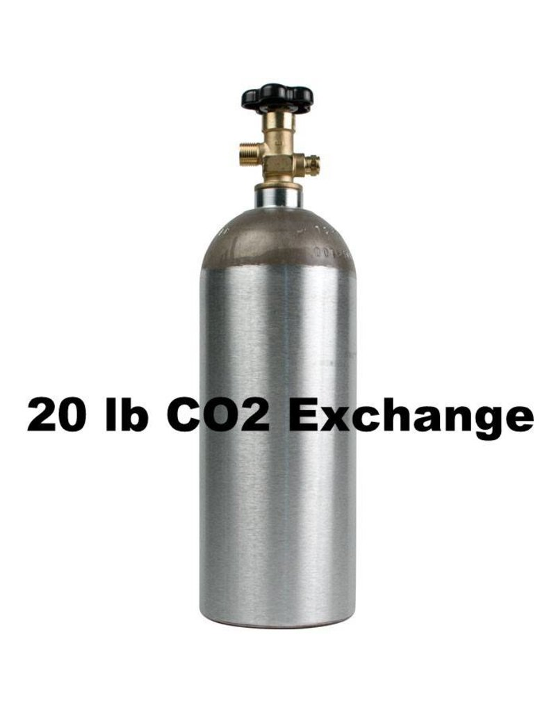 CO2 Tank Exchange (20 lb)