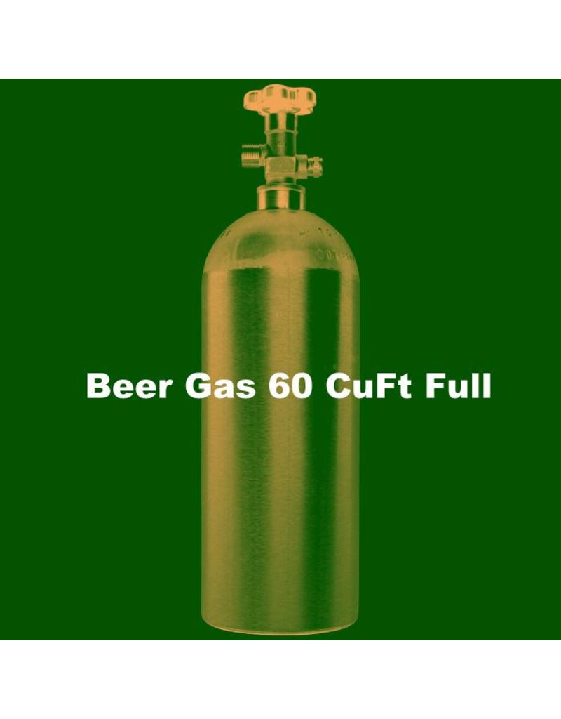 Beer Gas Tank Full (60 CuFt/H15)