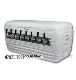 Coldbreak Brewing Jockey Box - Brewery Edition (8-Tap)
