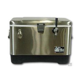 Coldbreak Brewing Jockey Box - Stainless Steel (1-Tap)