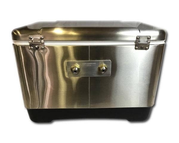 Coldbreak Brewing Jockey Box - 2 Tap (SPT)