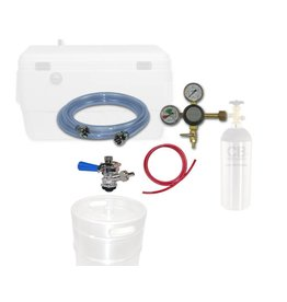 Coldbreak Brewing Jockey Box Dispensing Kit (1-Tap)