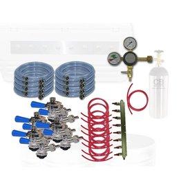 Coldbreak Brewing Jockey Box Dispensing Kit (8-Tap)