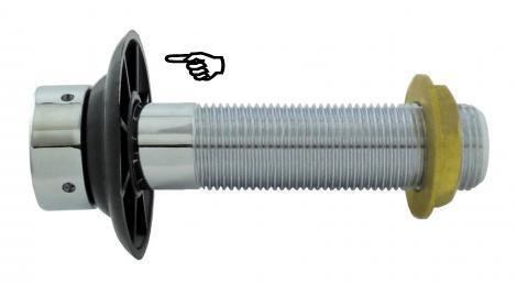 Foxx Equipment Company Flange for Shank (Plastic)