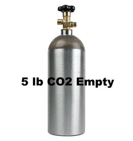 LD Carlson CO2 Tank Empty (5 lb)