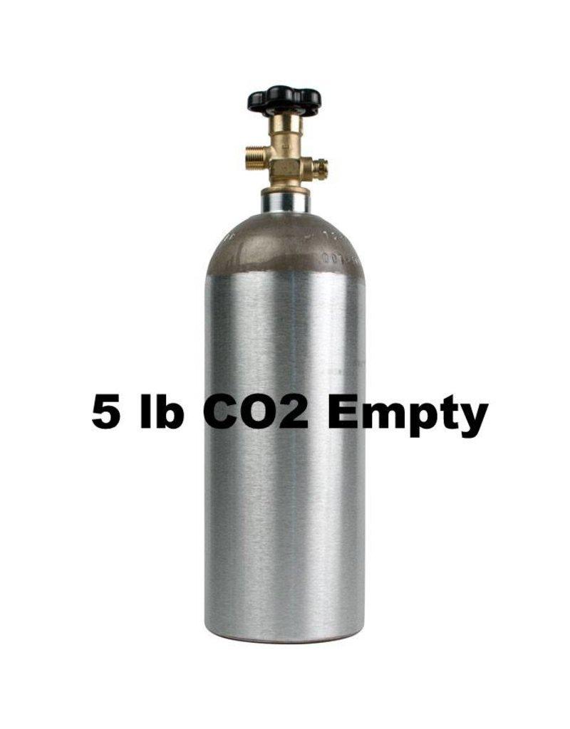 LD Carlson CO2 Tank Empty (5 lb)