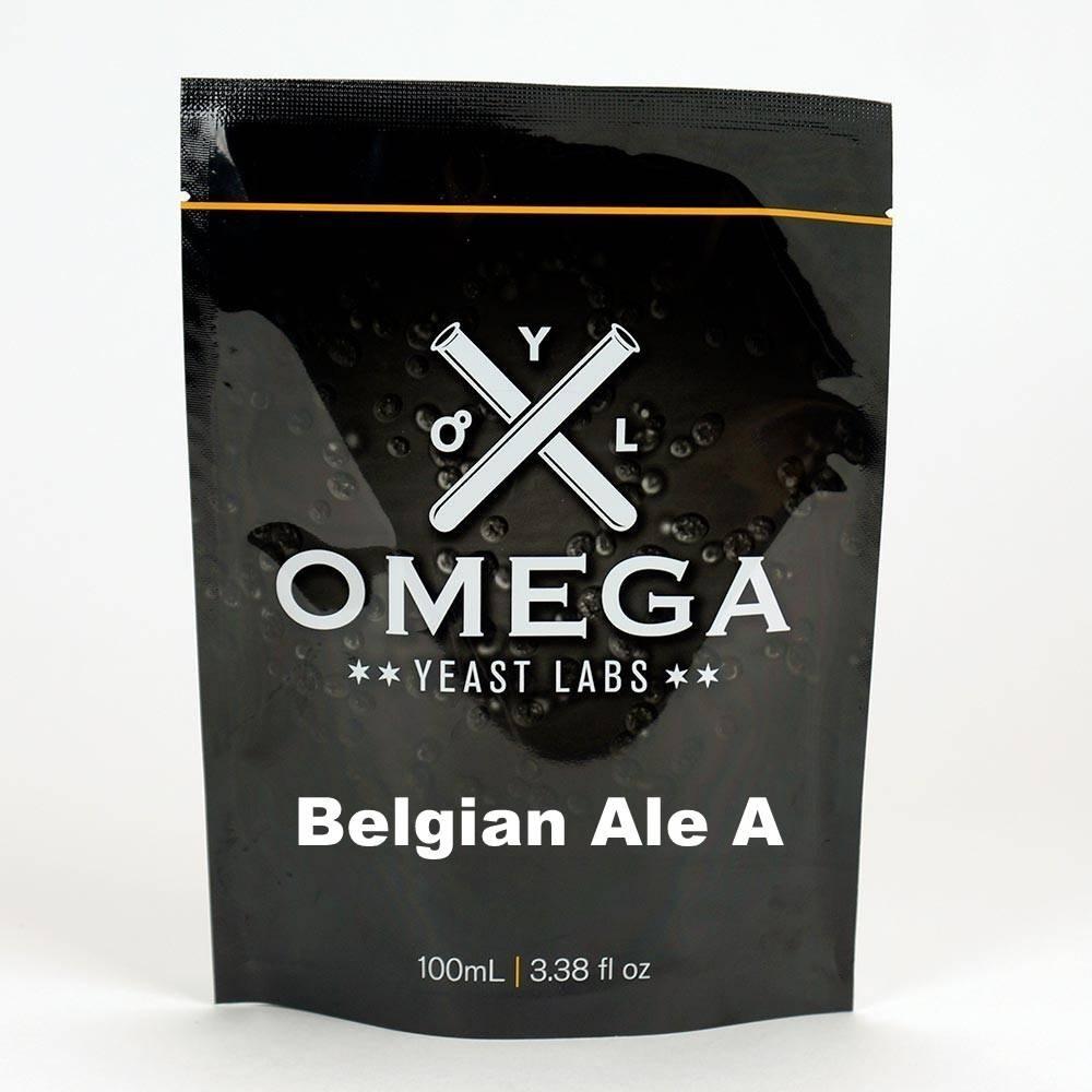 Omega Yeast Labs Omega Belgian Ale A