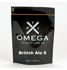 Omega Yeast Labs Omega British Ale 8