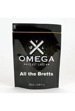 Omega Yeast Labs Omega All the Bretts