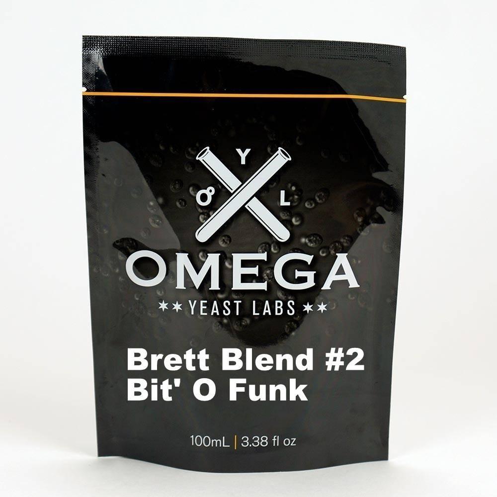 Omega Yeast Labs Omega Brett Blend 2 Bit 'O Funk