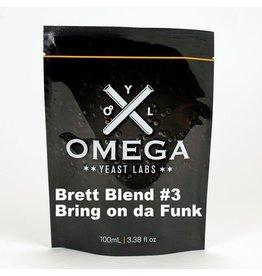 Omega Yeast Labs Omega Brett Blend 3 Bring on Da Funk