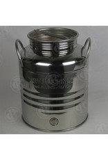 Superfustinox 5 Gallon Stainless Kombucha Fermenter (20L)