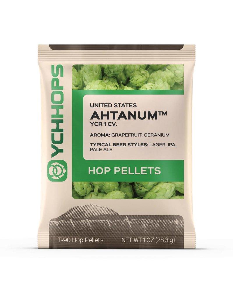 YCH Hops Ahtanum Hop Pellets 1 OZ (US)
