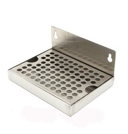"""LD Carlson Drip Tray (Stainless Steel 6"""" X 4"""")"""