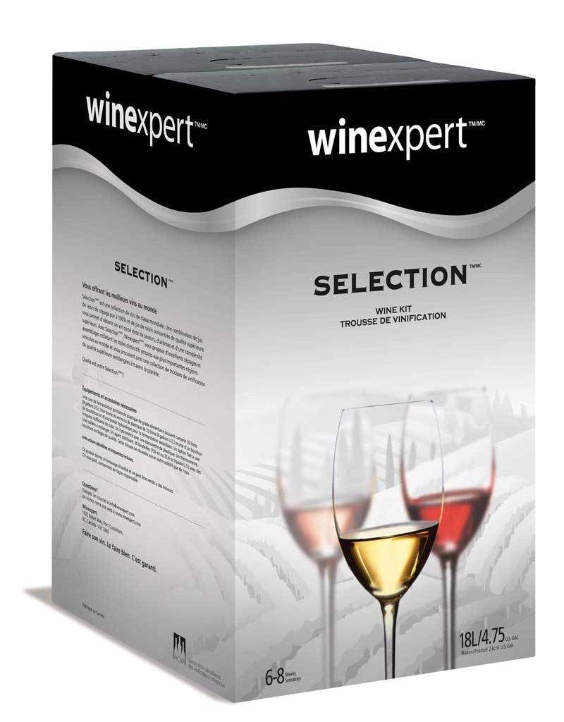 WineExpert Argentine Malbec w/ Grape Skins (Selection International)