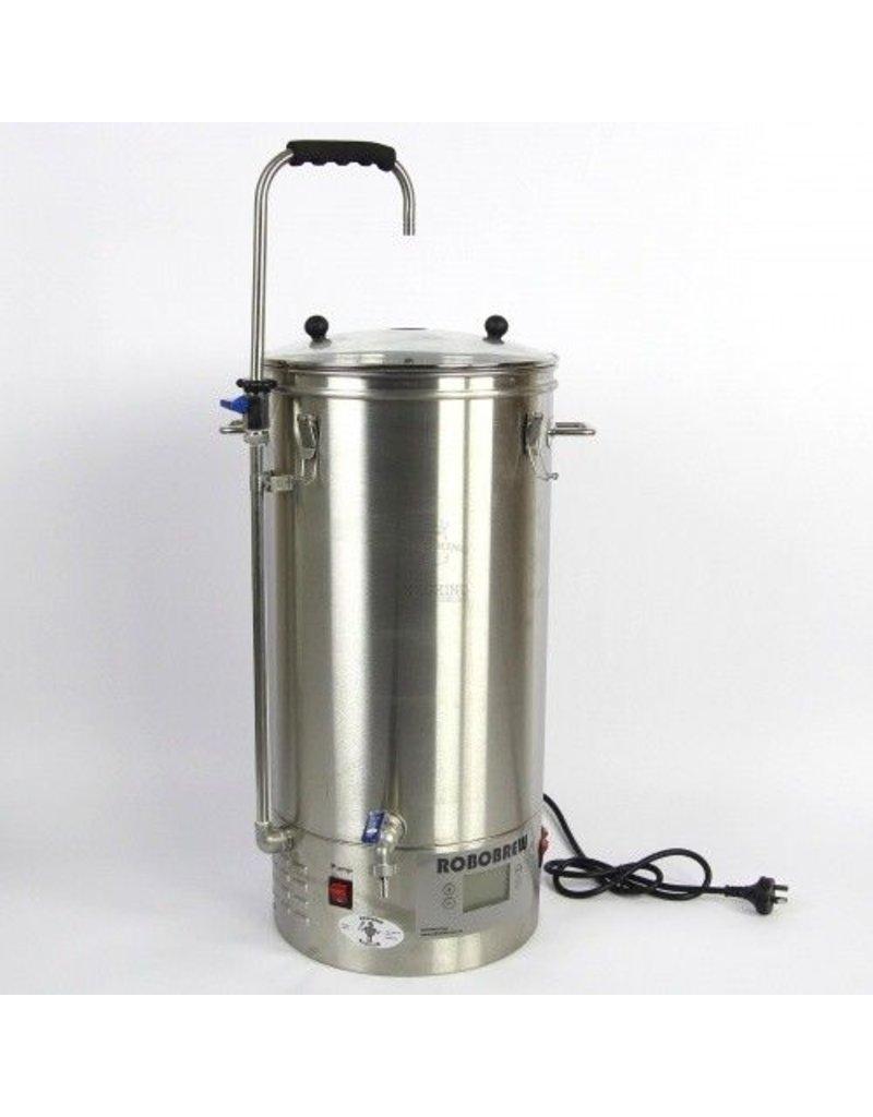 RoboBrew Robobrew All Grain Brewing System with Pump - 35L/9.25G