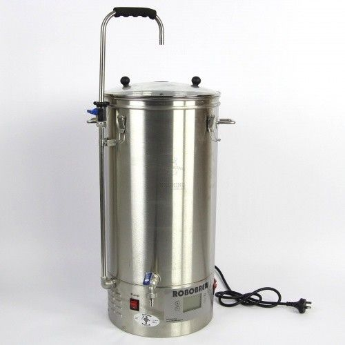 Robobrew All Grain Brewing System with Pump - 35L/9.25G
