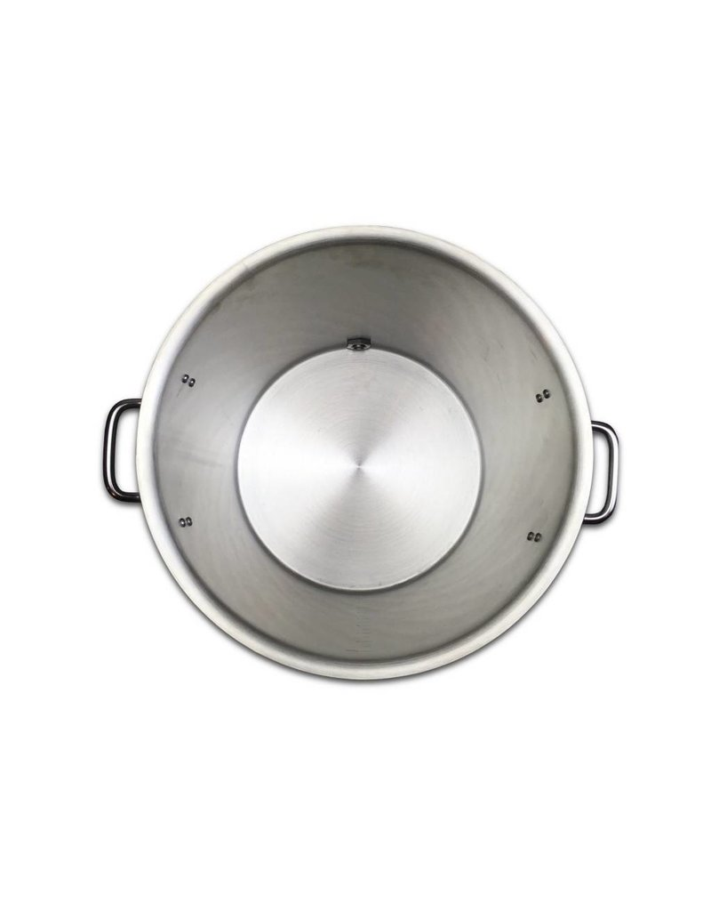 Coldbreak Brewing 10 Gallon Stainless Steel Kettle W/Valve