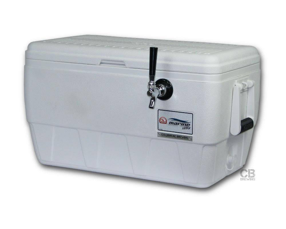 Coldbreak Brewing Jockey Box - 1 Tap (MPT) 48qt