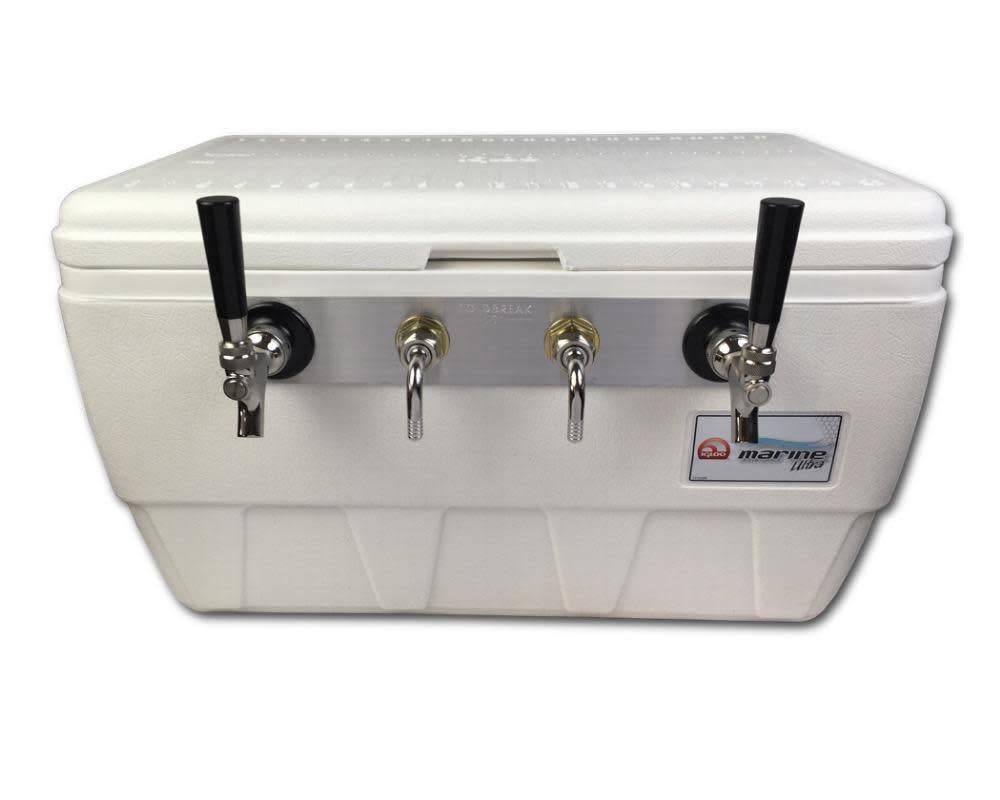 Coldbreak Brewing Jockey Box - 2 Tap (MBE)